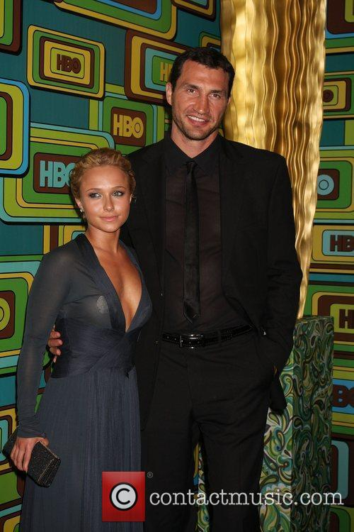 Hayden Panettiere, Hbo and Wladimir Klitschko 4
