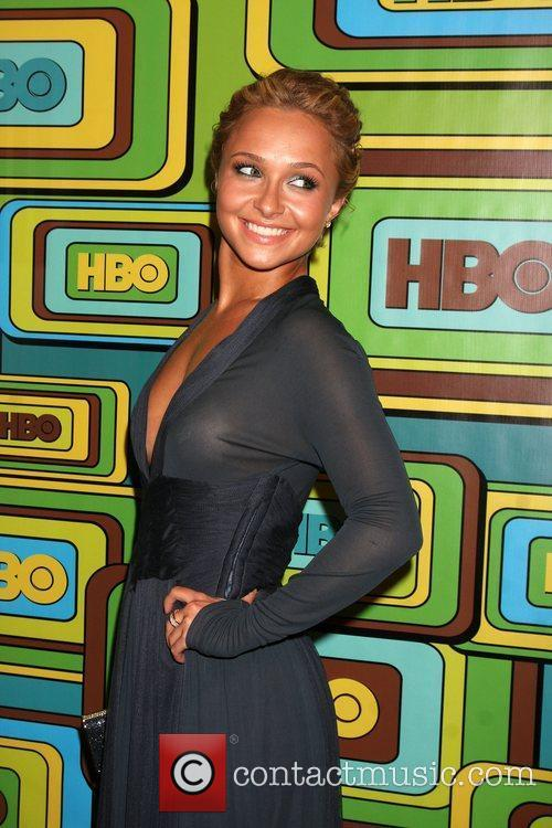 Hayden Panettiere and HBO 2