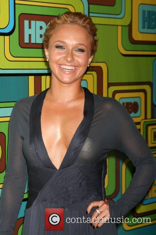 Hayden Panettiere and HBO 1