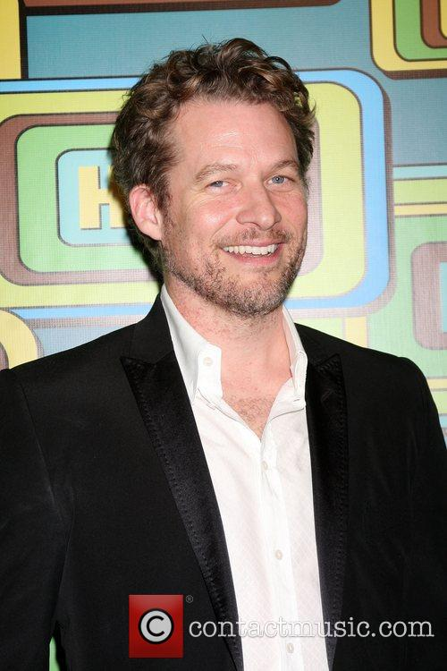 James Tupper and HBO 2
