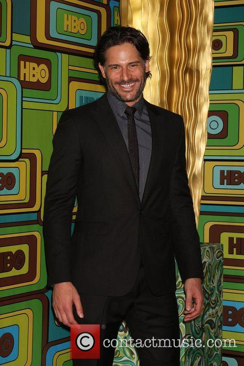 Joe Manganiello and Hbo 2