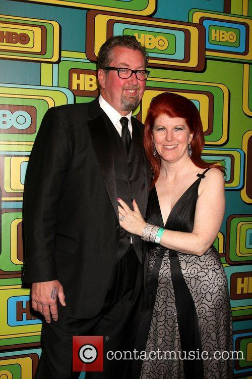 Kate Flannery and Hbo 1