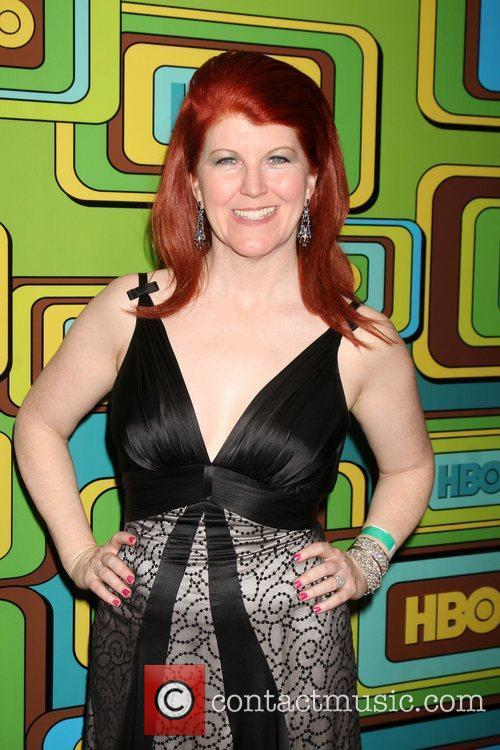 Kate Flannery and Hbo 2