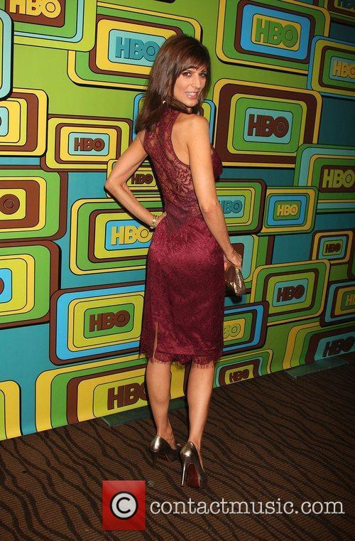 Perrey Reeves and Hbo 1