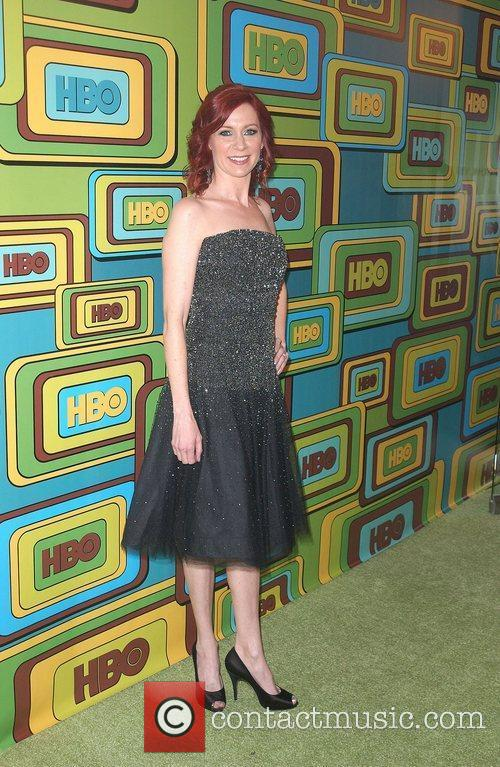Carrie Preston and Hbo 1