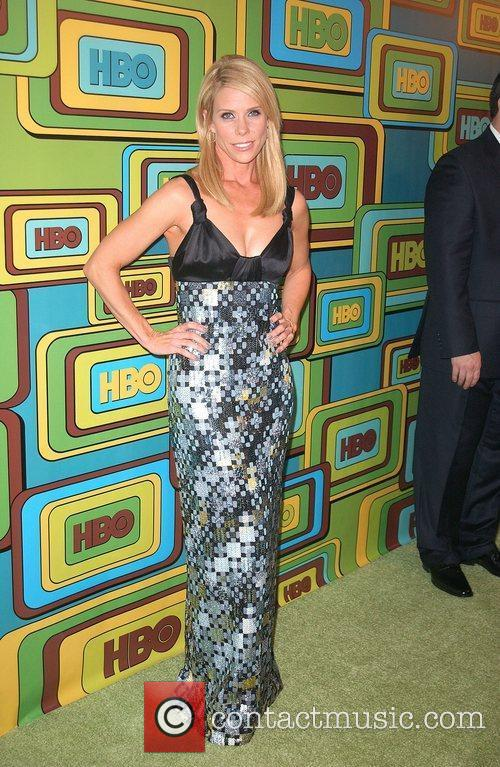 Cheryl Hines, HBO, Golden Globe Awards