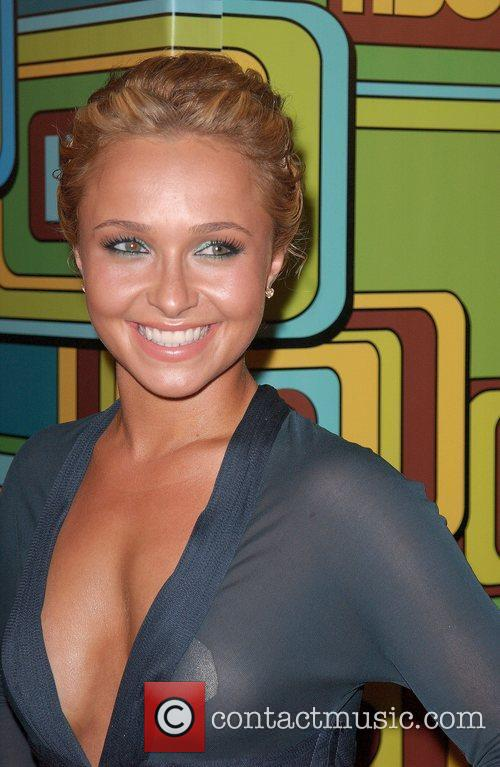 Hayden Panettiere and HBO 8