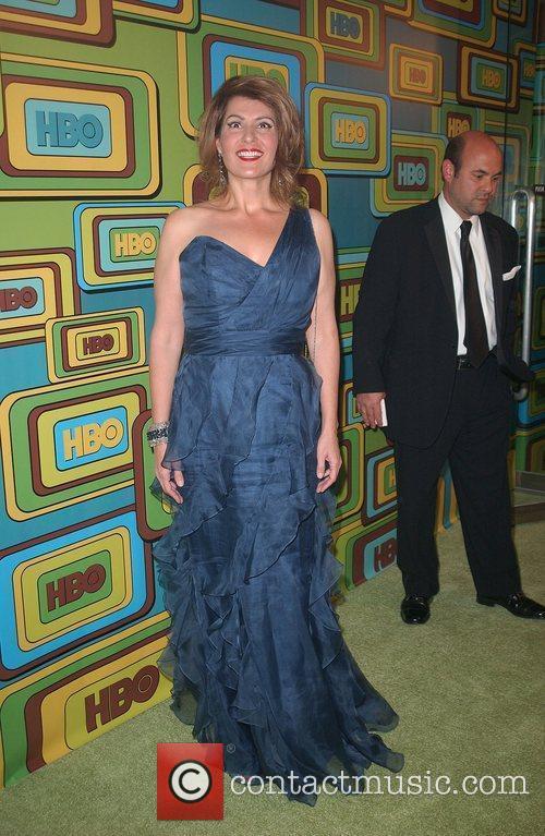 Nia Vardalos, HBO, Golden Globe Awards