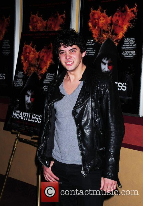 Jack Gordon New York Premiere of Heartless at...