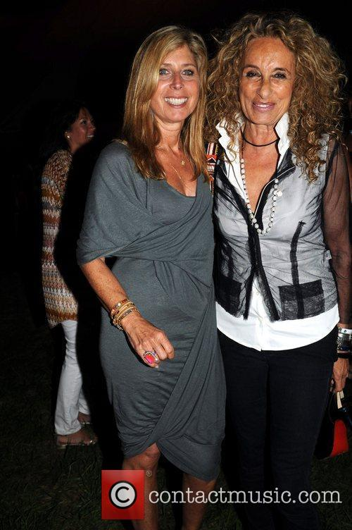 Lisa Greenberg and Ann Jones HEAT benefit in...
