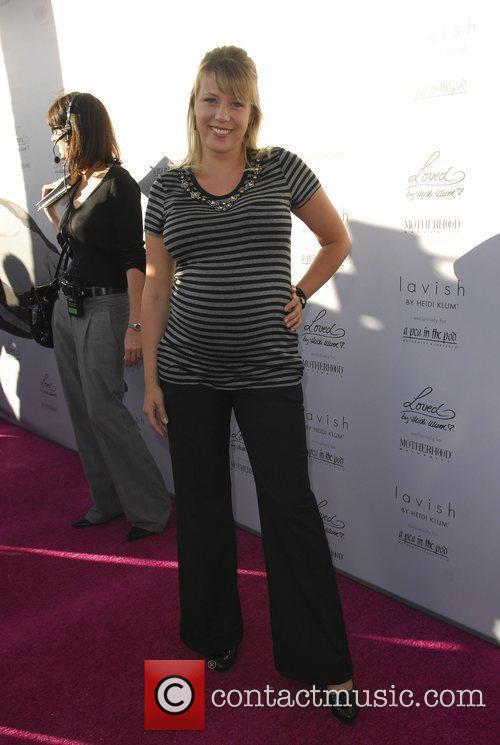 Jodie Sweetin The launch of the Summer 2010...