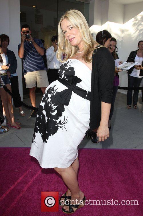 Jennifer Gareis Heidi Klum launches her Summer 2010...