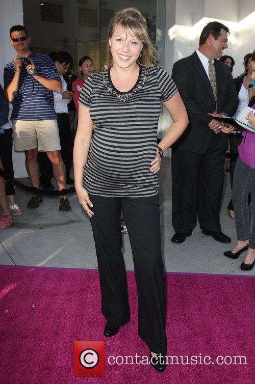 Jodie Sweetin Heidi Klum launches her Summer 2010...