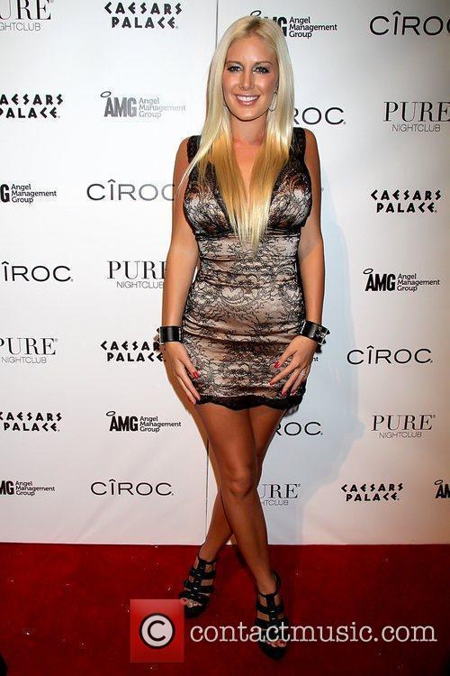 Heidi Montag, Caesars and Las Vegas 21