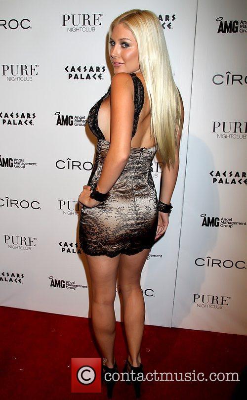 Heidi Montag, Caesars and Las Vegas 1