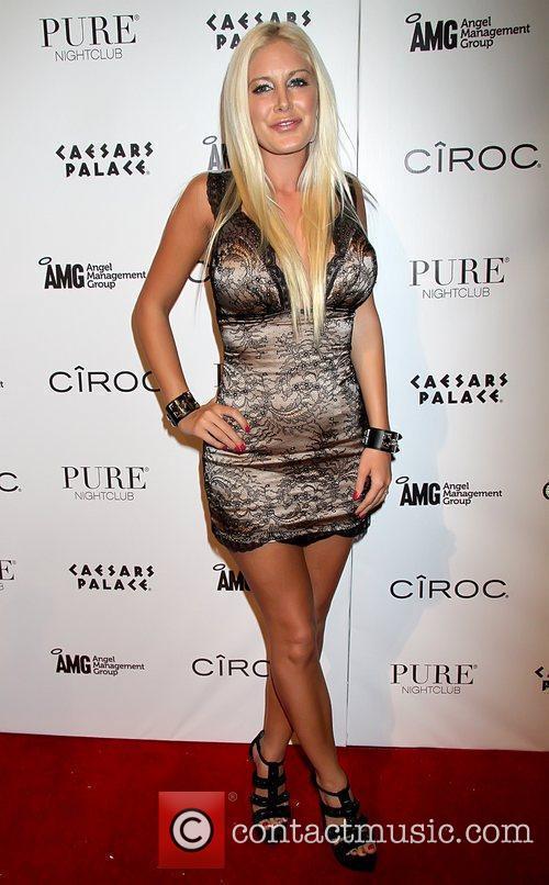 Heidi Montag, Caesars and Las Vegas 25