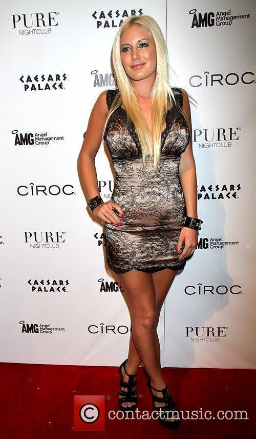 Heidi Montag, Caesars and Las Vegas 27