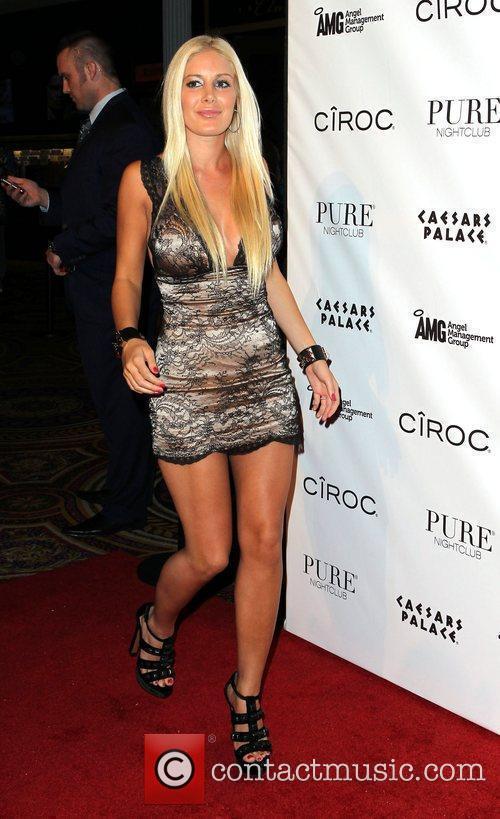 Heidi Montag, Caesars and Las Vegas 3