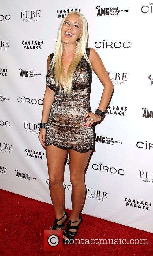 Heidi Montag, Caesars and Las Vegas 18