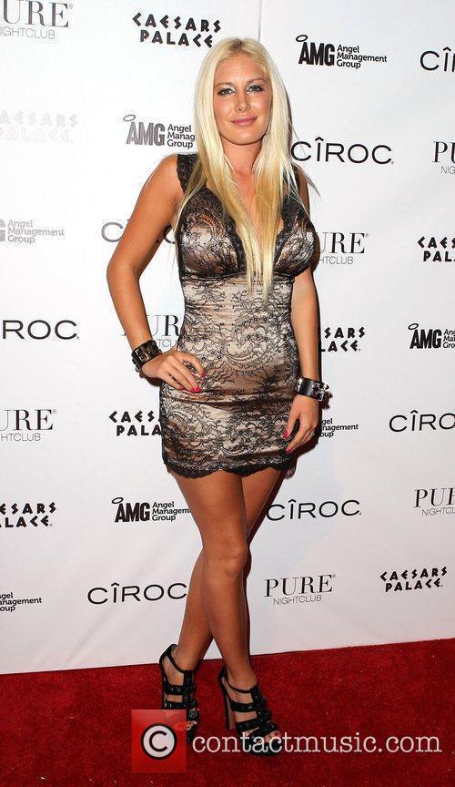 Heidi Montag, Caesars and Las Vegas 2