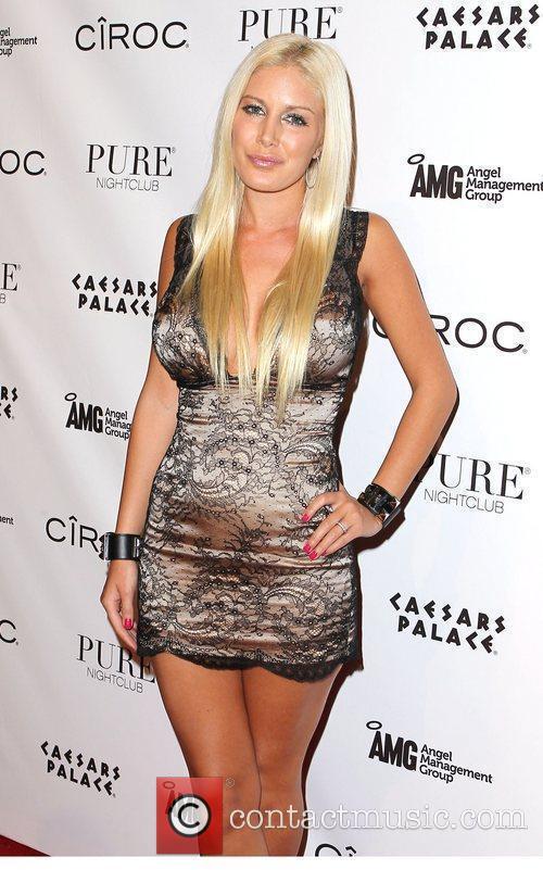 Heidi Montag, Caesars and Las Vegas 16