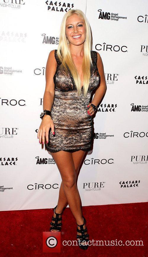 Heidi Montag, Caesars and Las Vegas 12
