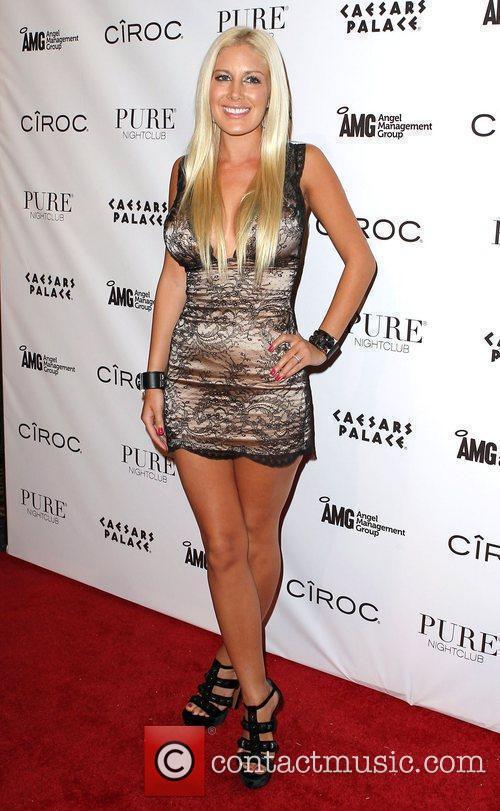 Heidi Montag, Caesars and Las Vegas 10