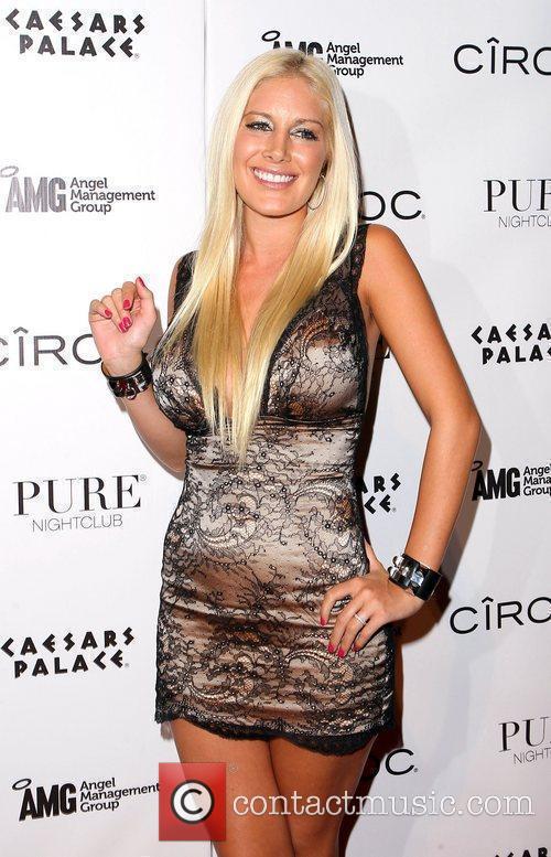 Heidi Montag, Caesars and Las Vegas 7