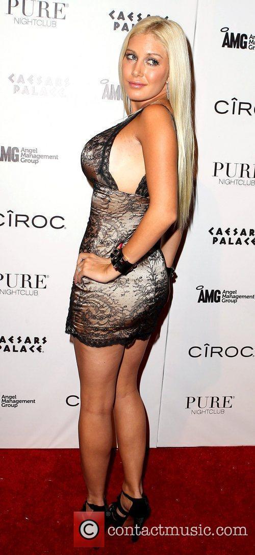 Heidi Montag, Caesars and Las Vegas 8