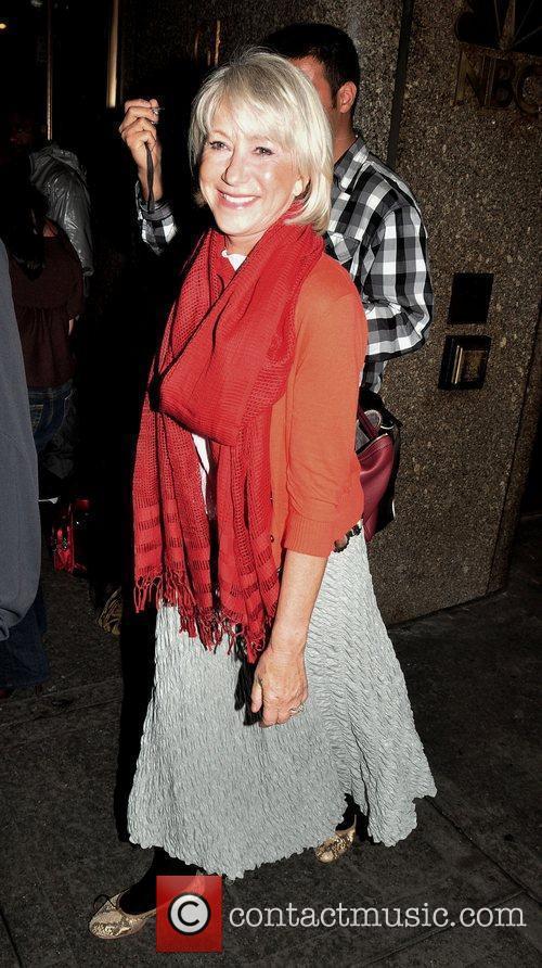 Helen Mirren and Jimmy Fallon 3
