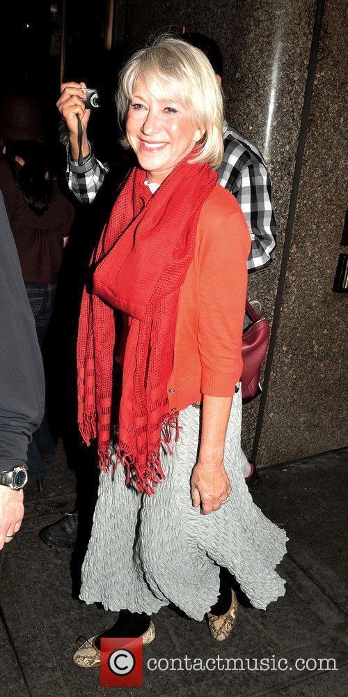 Helen Mirren and Jimmy Fallon 2