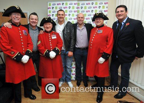 The Soldiers, Chelsea Pensioners, Tony Hadley Help for...