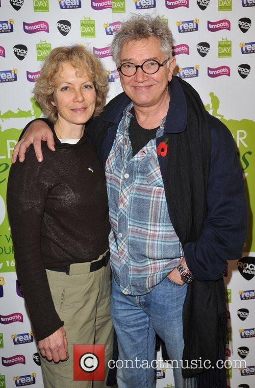 Jenny Seagrove and Martin Shaw Help for Heroes...