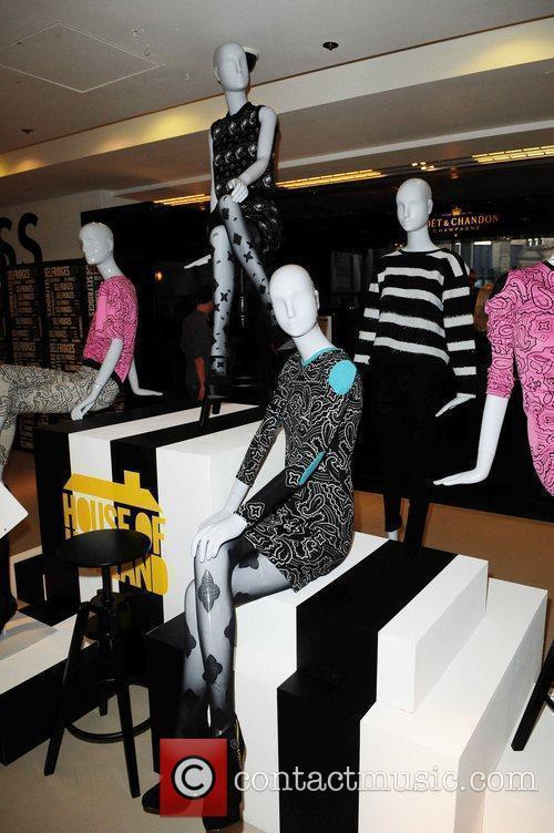 Atmosphere Fashion designer Henry Holland hosts a cocktail...