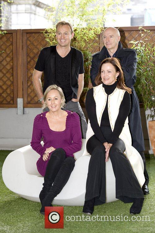 Jason Donovan, Shirlie Holliman, Belinda Carlisle and Midge...