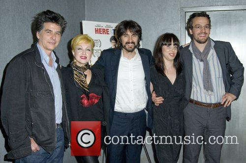 New York premiere of 'Here And There'