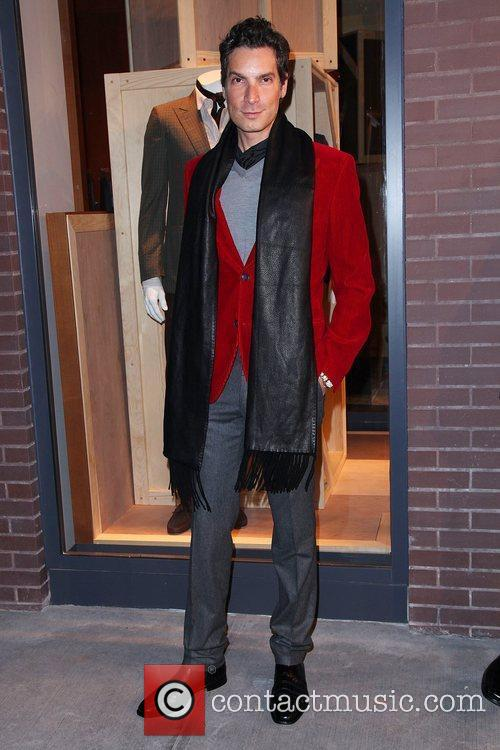 Guest Hermes Men's Store grand opening New York...