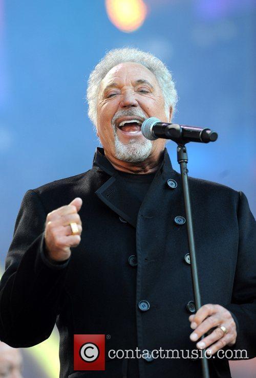 Heroes Concert held at Twickenham Stadium.