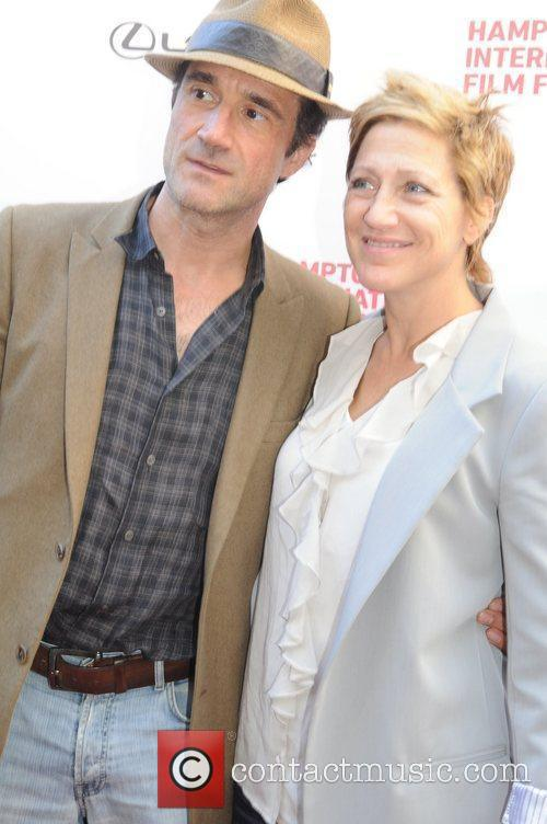 Elias Koteas and Edie Falco 4