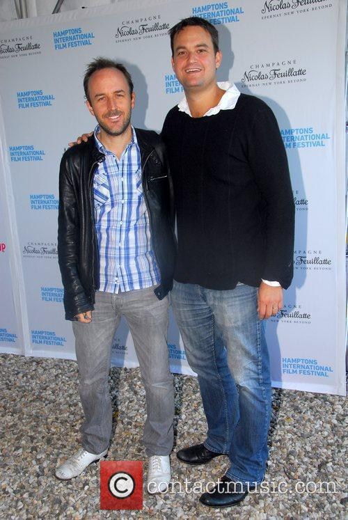 Director Derek Cianfrance and Producer Jamie Patricof 18th...