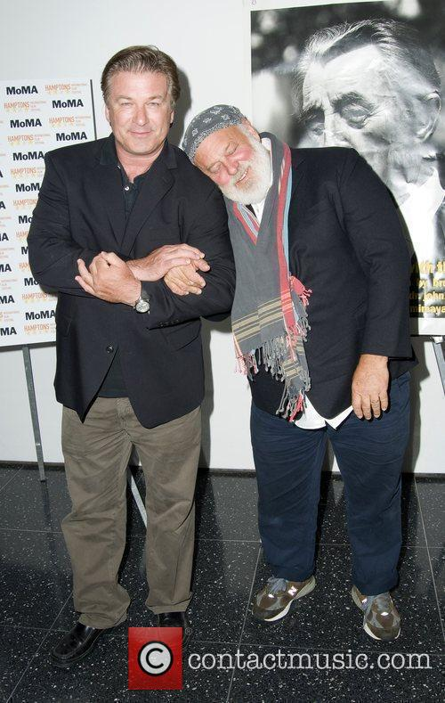 Alec Baldwin and Bruce Weber The 17th Annual...
