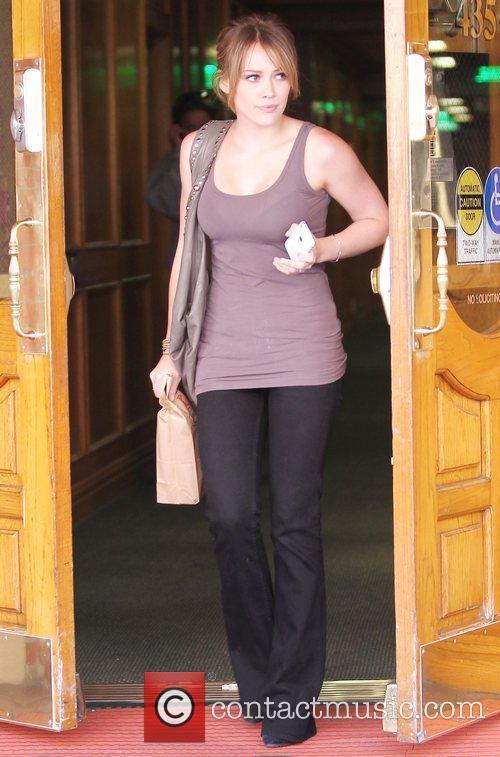 Hilary Duff 2