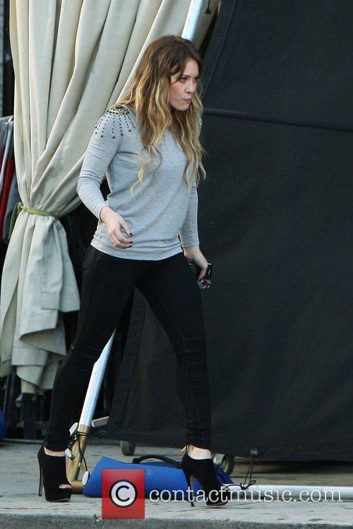 Hilary Duff 7