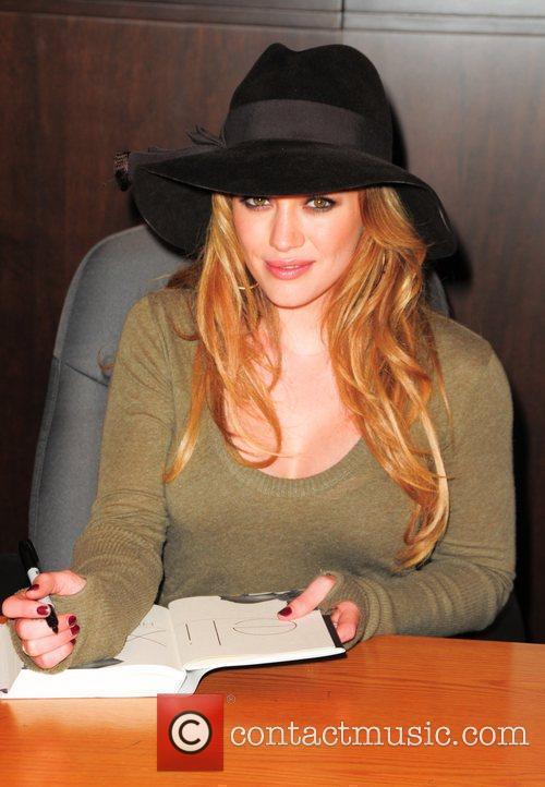 Hilary Duff 5