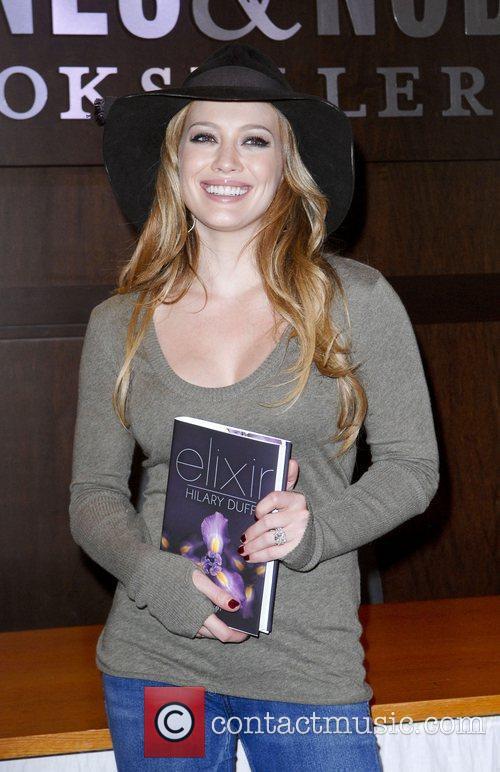 Hilary Duff 17