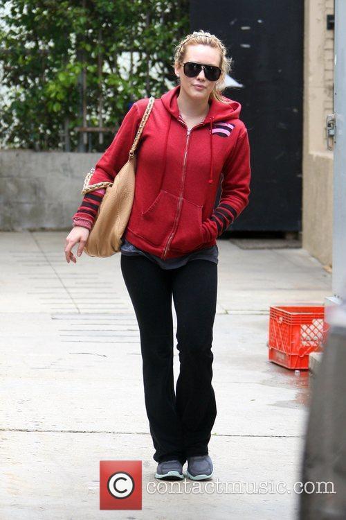 عکس های هیلاری داف Hilary Duff با بیوگرافی