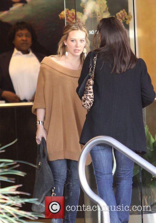 Shopping in Beverly Hills while wearing a camel...
