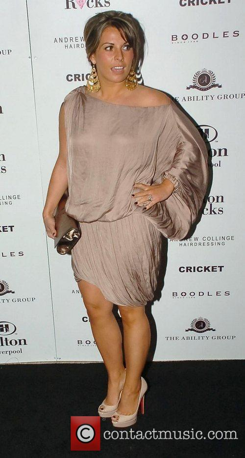 Coleen Rooney Celebrities at the launch of the...