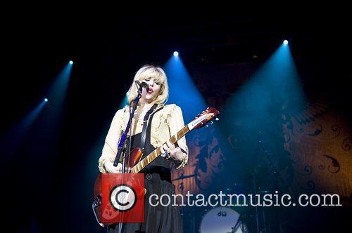 Performing at Brixton Academy.