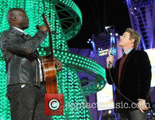 Seal and Billy Bush 9